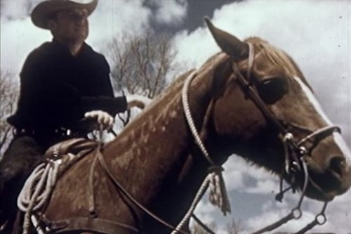 Historic Rancher & Farmer Documentary: American Cowboy (1950)