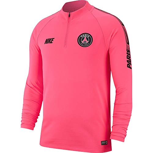 Nike 2018-2019 PSG Drill Top (Hyper Pink)