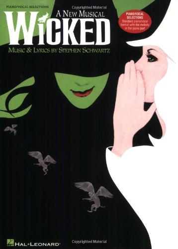 Wicked - Piano/Vocal Arrangement