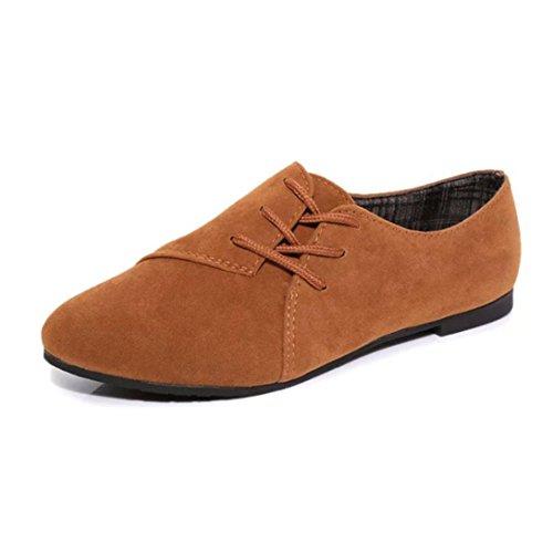 Flats Loafers Schuhe Bowrn in Sie Transer® Freizeit bequemen Schlüpfen Ladies Leisure Damen Fqn1FawSH