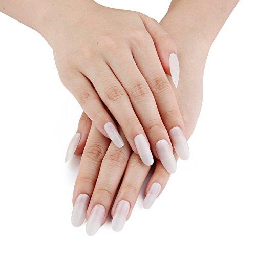 Makartt Nails Natural Acrylic 500pcs