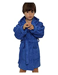 Terry Hooded Robes for Girls and Boys