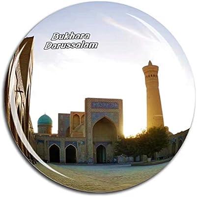Weekino Gran Minarete de Kalon Bukhara Uzbekistán Asia Imán de ...