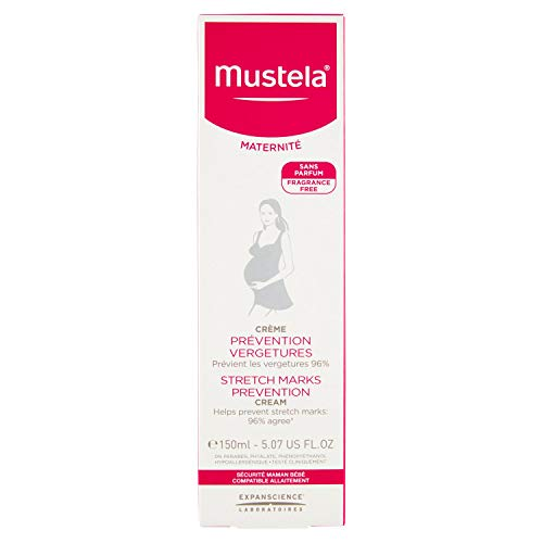 Mustela Stretch Mark Prevention Cream