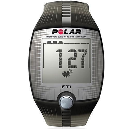 Polar Ft1 Heart Rate Monitor, Black Color: Black, - Polar Ft1 Heart Monitor