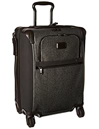 Tumi Alpha 2 Continental Expandable 4 Wheel Carry-On Luggage, Earl Grey, One Size