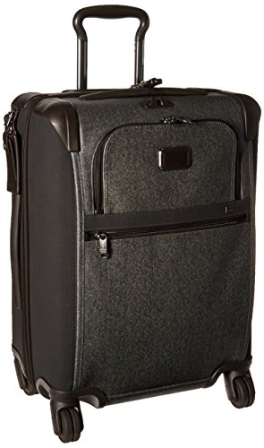 Tumi Alpha 2 Continental Exp 4 Wheel Carry-on, Earl Grey by Tumi