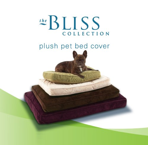 Replacement Dog Bed COVER is Reversible & Washable- Large Fits Midwest 36