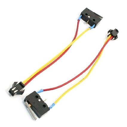Interruptor DealMux de gas del calentador de agua Micro (2 piezas)