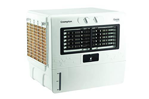 Crompton Ozone Classic 54-Litre Window Cooler (White)
