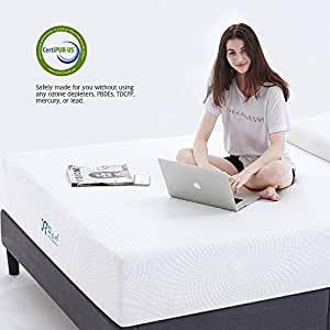 Sunrising Bedding Ultima Comfort & Luxury 12 inch Memory Foam Queen Mattress in a Box - Supportive with CertiPUR-US Certified - 120 Day Free Return - 20 Years Warranty