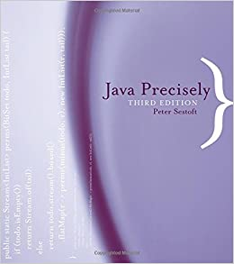 Java Precisely por Peter Sestoft epub