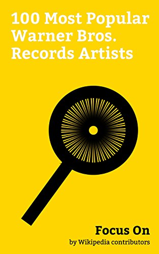 Warner Bros Records Artists - Focus On: 100 Most Popular Warner Bros. Records Artists: Warner Bros. Records, Gorillaz, Bee Gees, Cher, Prince (musician), Madonna (entertainer), Don ... Blake Shelton, Metallica, Dua Lipa, etc.
