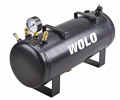 Wolo (858-RT Tornado 2.5 Gallon Capacity Tank