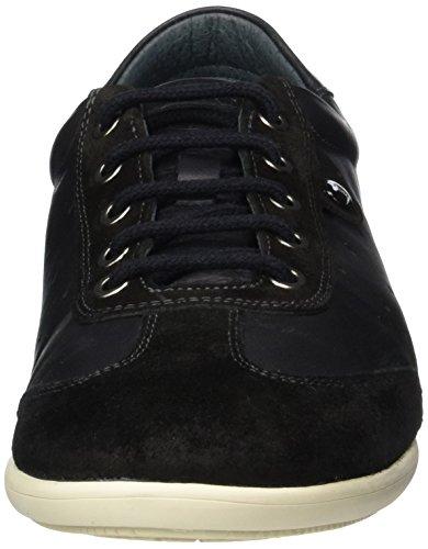 Panama Jack Noriega, Sneaker Basse Uomo Nero (Black (Nero))
