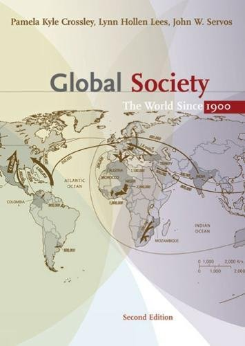 Global Society The World Scince 1900