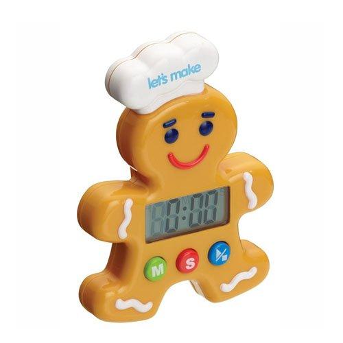 39 opinioni per Kitchen Craft Let's Make Timer digitale omino di pan di zenzero, 100 minuti