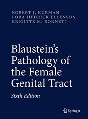 blausteins pathology of the female genital tract 6th edition
