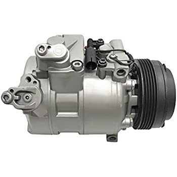 RYC Remanufactured AC Compressor and A/C Clutch GG396