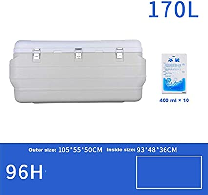 GJ Refrigerador-refrigerador para autos Caja de 170 l Congelador ...