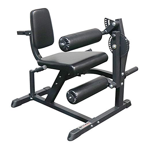 Titan Fitness Seated Leg Curl/Extension