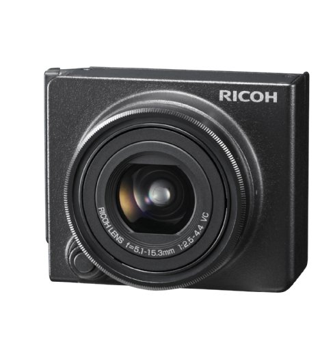 Ricoh S10 24-72mm f/2.5-4.4 VC Ricoh LENS with 10MP CCD Sensor Review