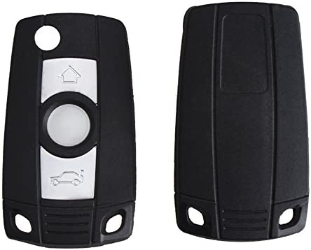 Ecusells Folding Flip Key Case for BMW 3 5 7 SERIES Z3 Z4 E38 E39 E46 Remote Case Fob