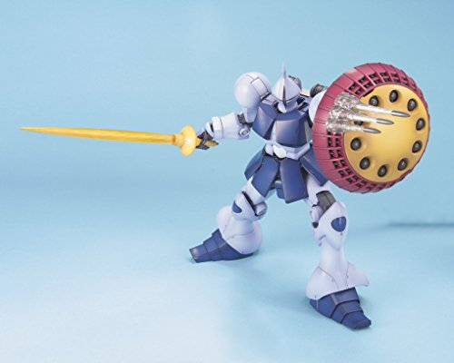Gundam Seed Destiny Gyan 1/100 MG Model Kit Photo #5