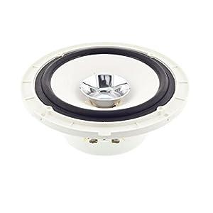 4) Pioneer 6.5 Inch 200 Watt Water Resistant Marine ATV UTV Speakers   TS-MR1600