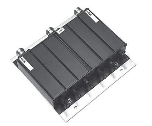 (TMND-1716 - Compact Mobile Band-Reject Duplexer - 164-174 MHz)