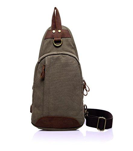 BEMAGSA Leather Shoulder Backpack CrossBody product image