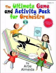 Ultimate Game & Activity Pack For Orchestra - Lorenz Activity