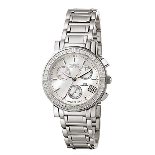 Invicta INVICTA-4718 Women's 4718 II Collection Limited Edition Diamond Chronograph ()