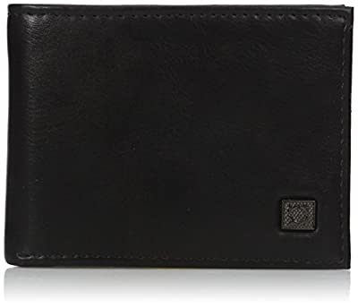 Kenneth Cole REACTION Men's RFID Blocking Security Passcase Bifold Wallet