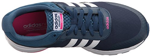Shock NEO Vs Mystery W Women's Blue Running White Shoe adidas Cloudfoam Pink City RFPwwd