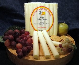 Smoked String Cheese (2 Pack) (Mozzarella String Cheese)