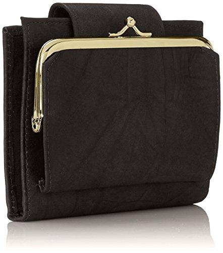 Wallet Heiress Cardex Size Buxton Mahogany Black One E4BqPwPH