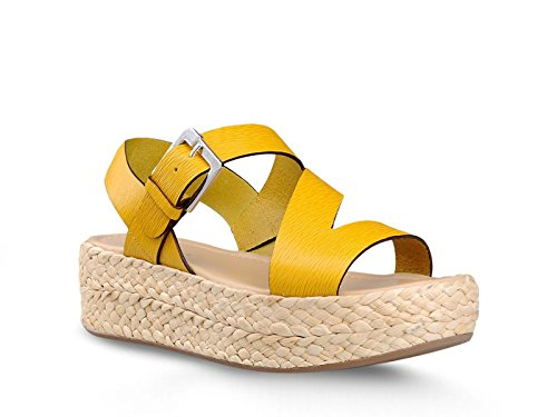 sergio-rossi-womens-yellow-calf-leather-wedges-shoes-size-40-it