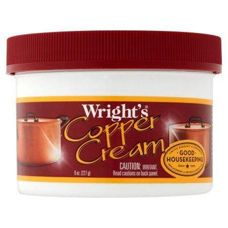 Wright's Copper Cream 8 oz Jar Pack (3)