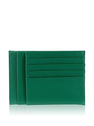 Saffiano Portacarte Nava Verde Icon Design xvw0PwZ