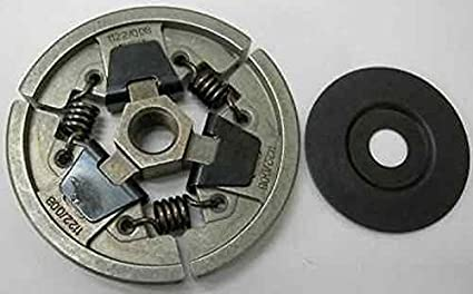 Amazon.com: Garden Tools Chainsaw Parts Clutch Assembly ...