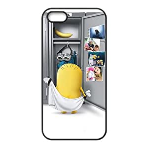 Zero Lovely Minions Cell Phone Case for Iphone 5s