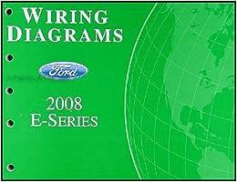 2008 Ford Econoline Van & Club Wagon Wiring Diagram Manual Original Ford Econoline Van Wiring Diagram on ford windstar wiring diagram, ford aspire wiring diagram, ford thunderbird wiring diagram, ford aerostar wiring diagram, ford granada wiring diagram, ford f-series wiring diagram, ford flex wiring diagram, ford e350 wiring diagram, chevrolet express van wiring diagram, ford fairlane wiring diagram, ford f550 wiring diagram, ford f-250 super duty wiring diagram, ford f-150 fuel pump relay location, ford e150 wiring diagram, chevrolet impala wiring diagram, cadillac eldorado wiring diagram, ford expedition wiring diagram, ford e250 wiring diagram, gmc jimmy wiring diagram, chevrolet malibu wiring diagram,