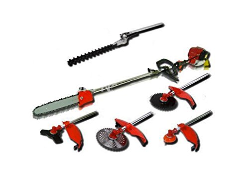 CHIKURA Multi brush cutter 6 in 1 pole - Brush Saw