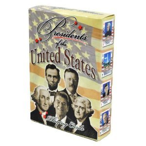 Channel Craft Games The Presidents Playing Cards Playing Cards