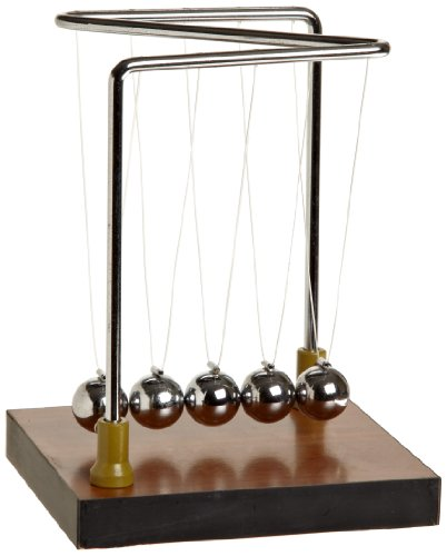 Collision Ball - American Educational 7-1379 Small Collision Ball Apparatus