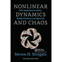 Nonlinear Dynamics and Chaos with Student Solutions Manual: Nonlinear Dynamics and Chaos: With Applications to Physics, Biology, Chemistry, and Engineering, Second Edition: Volume 1
