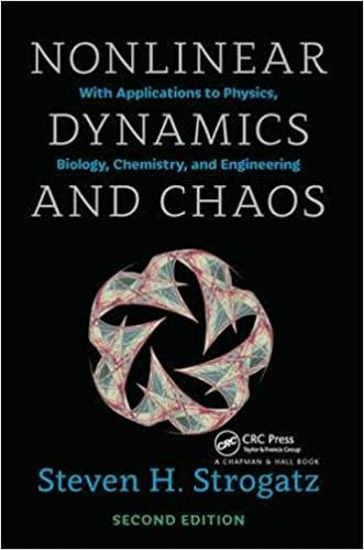 Nonlinear Dynamics And Chaos With Student Solutions Manual