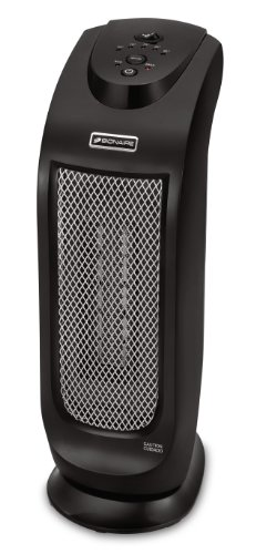 Why Should You Buy Bionaire Oscillating Ceramic Tower Heater with LED Controls, BCH7302-UM