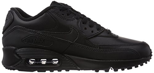 Max Nike black 001 Chaussures Air Noir Homme black 90 Running Essential De BBwqCz5x